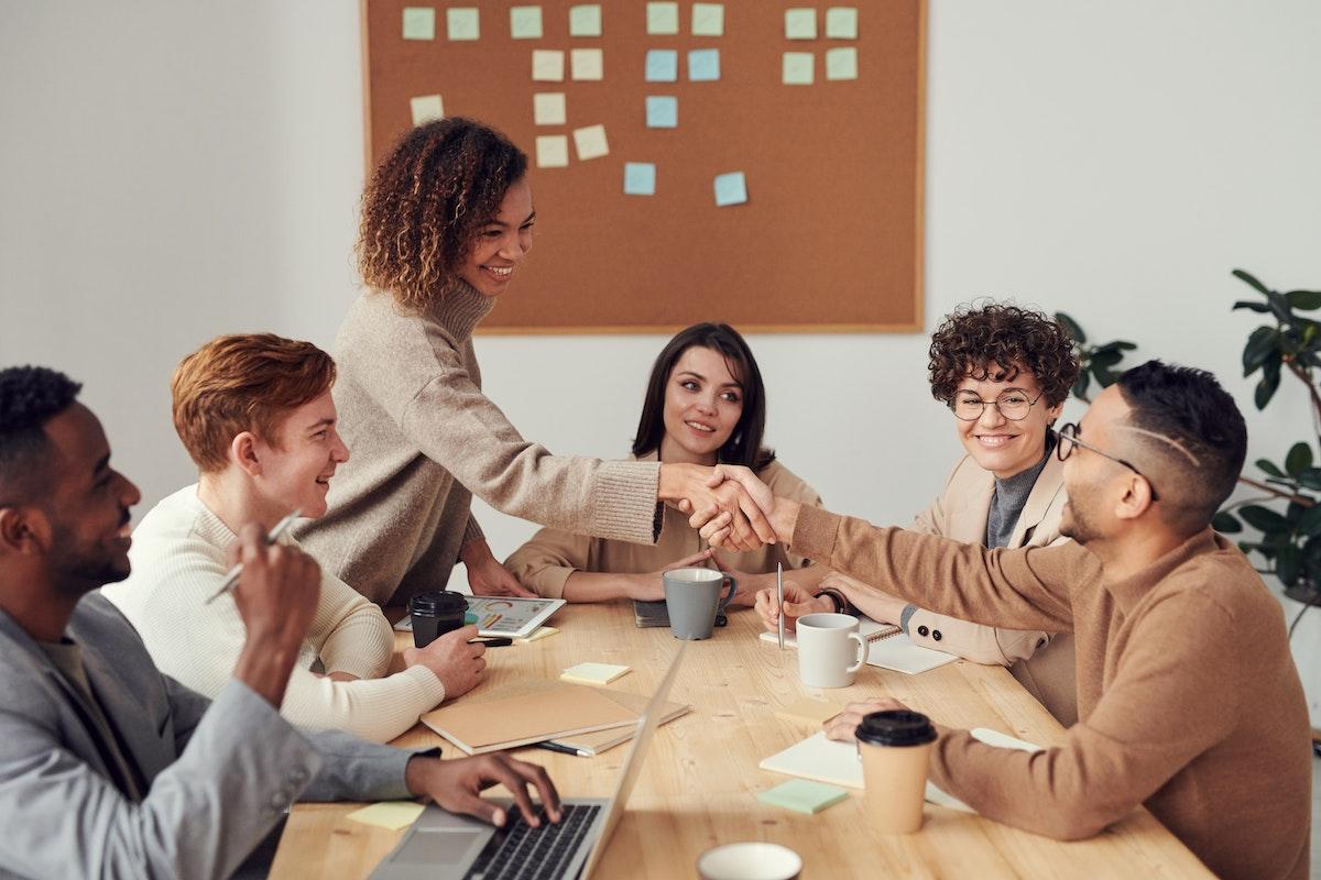 Collaborative work session